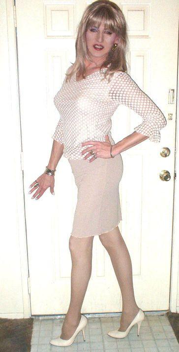 CD Nina Chareese Sissy Secretary | Feminine Gender ...
