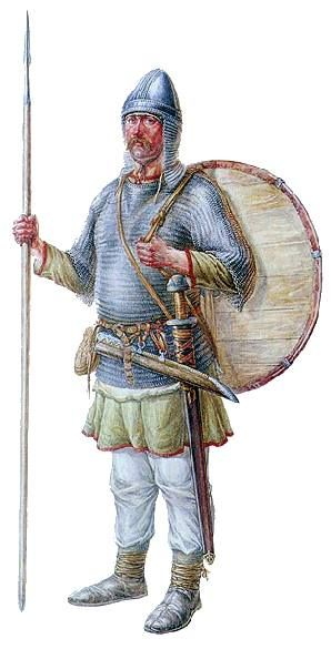Early Slavic Warrior | Early Slavs | Pinterest | Warriors