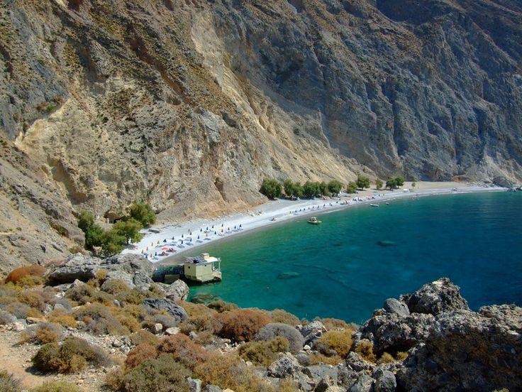 Glyka Nera Beach, Chora Sfakion