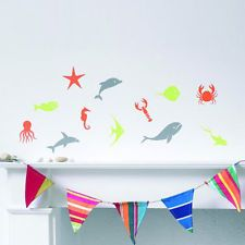 By The Seaside Wall Stickers