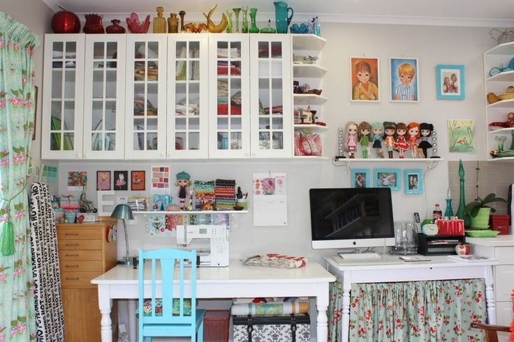 39 Best Images About Sewing Craft Room Ideas On: sewing room ideas for small spaces