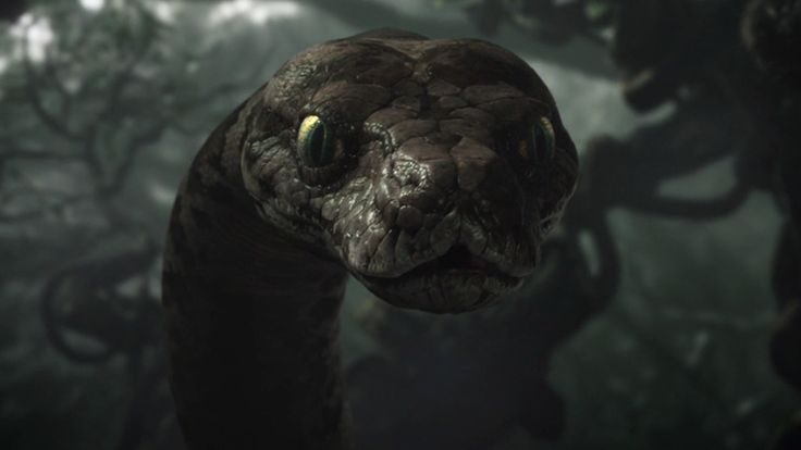 Somehow the Giant Snake Is Still the Least Weird-Looking Animal in The Jungle Book