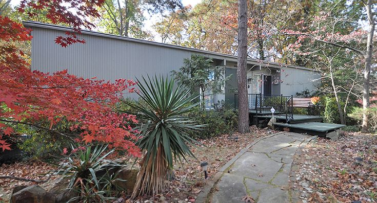 Historic Mid-Century Modernist Home | Modern Charlotte Homes for Sale | Southpark | Charlotte NC
