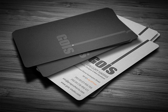 28 best premium business cards images on pinterest premium gois corporate business card with simple and clean design available for purchasing as editable psd reheart Images
