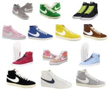 Nuovi arrivi nel mondo delle sneakers: Nike Blazer Mid Nuova Collezione a € 84,99 invece di € 110,00