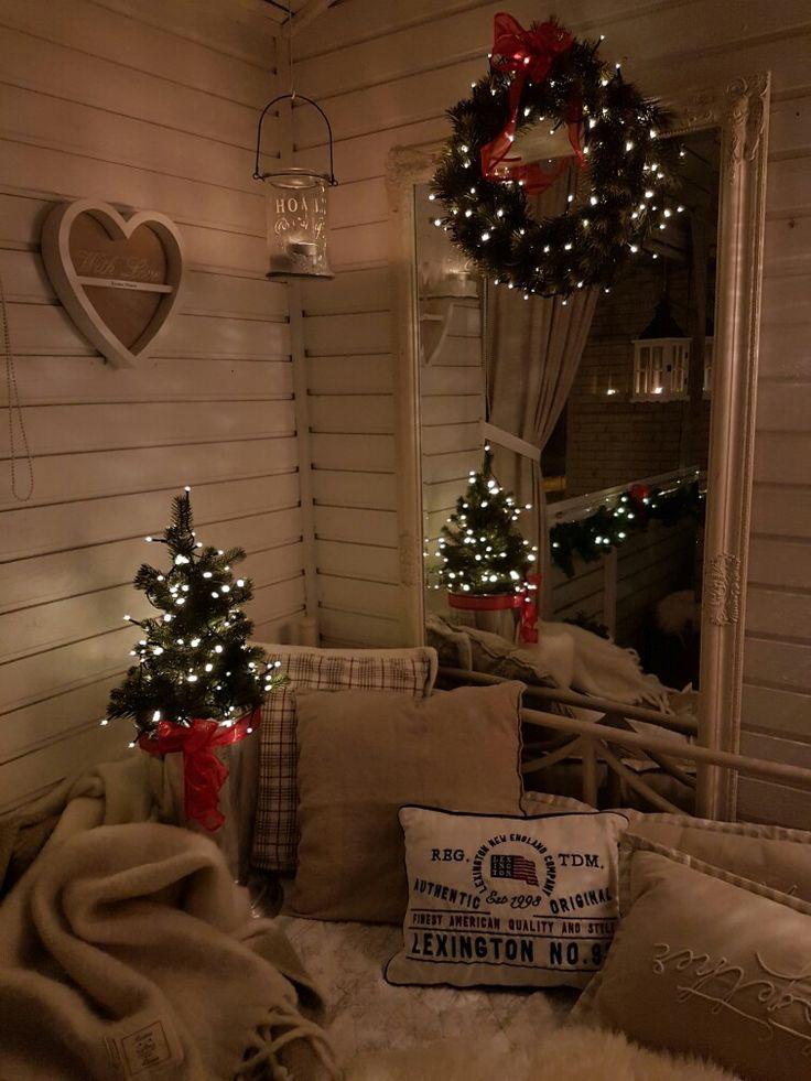 Christmas at balcony🎅🎄