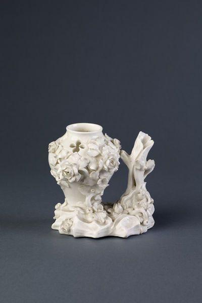 Pot-pourri vase | Mennecy porcelain factory | V&A Search the Collections