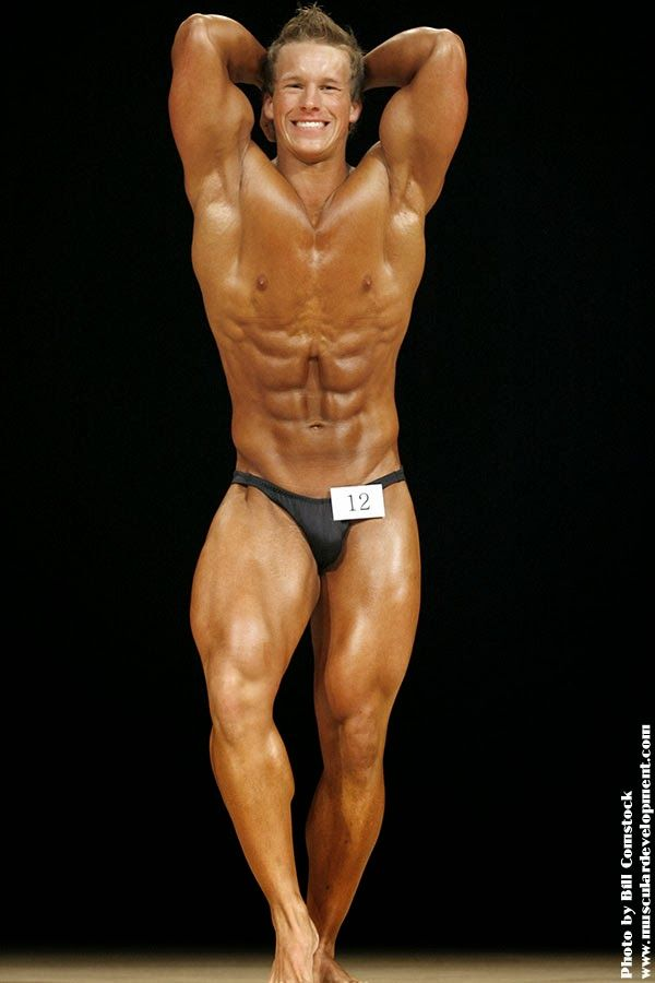 Aesthetic MuscleS - Bodybuilding at its Best: Collegiate