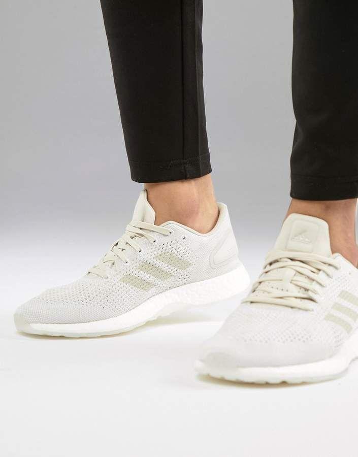 25658619ec81e Adidas Running PureBoost dpr in white bb6295