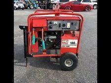 Welder Generator MultiQuip GAW180HE Portable 180 amp 3 KW Honda Engine NO RES!