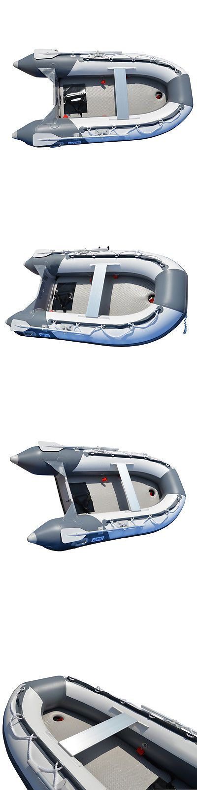 Inflatables 87090: 8.2 Ft Inflatable Boat Inflatable Pontoon Dinghy Raft Boat With Air-Deck Floor -> BUY IT NOW ONLY: $692.1 on eBay!