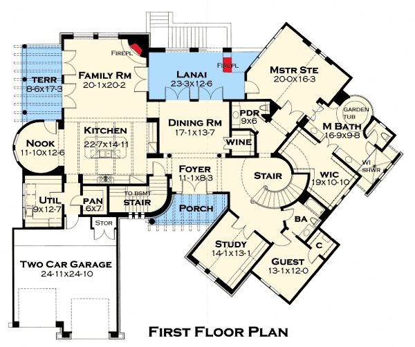Mediterranean House Plan 2 Story Tuscan Style Home Floor Plan: Best 25+ Mediterranean Homes Plans Ideas On Pinterest