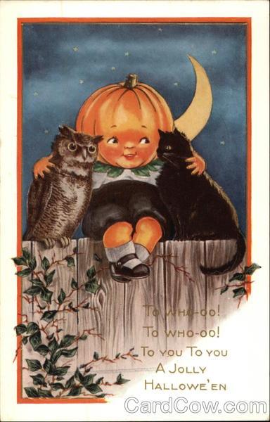 A Jolly Hallowe'en