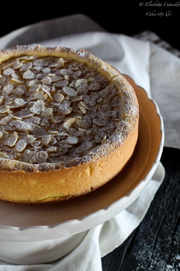 Crostata alla crema senza glutine con mandorle. Un dolce goloso per celiaci e non solo. Perfetto a fine pasto o a merenda. Scopri la ricetta!