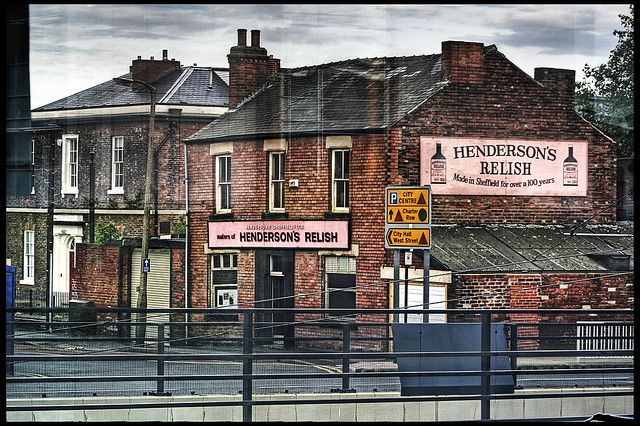 henderson's relish, the taste of sheffield