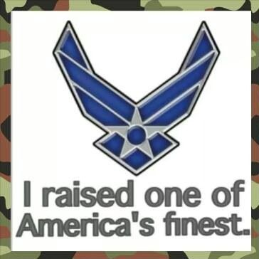 I Raised One Of America S Finest Usaf