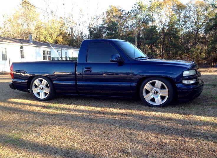 Lowering Kits - Chevrolet - Silverado 1500 99-06 - 5/7 Drop Kits ...