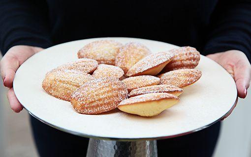 Madlenky.+Francouzsky+šarmantní+baculaté+koláčky