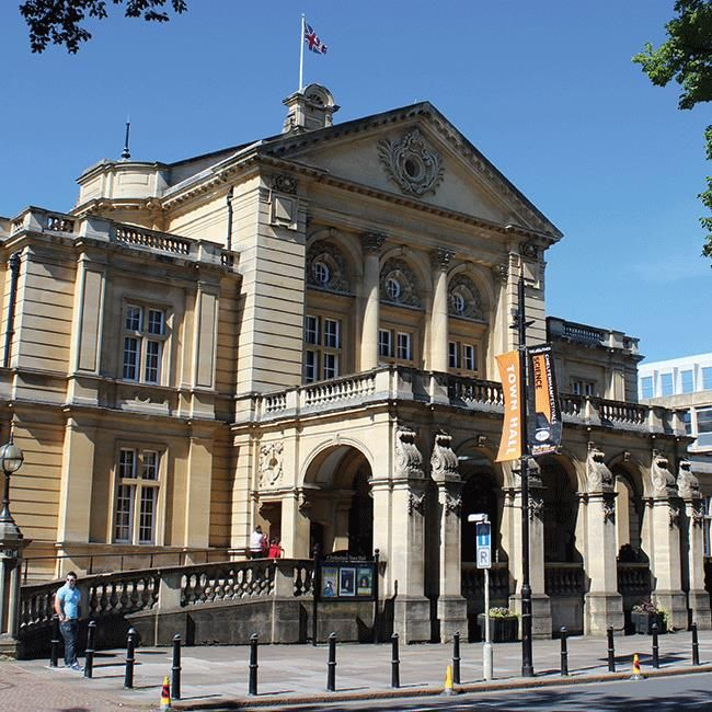 Heritage Open Day 2015 Cheltenham Town Hall
