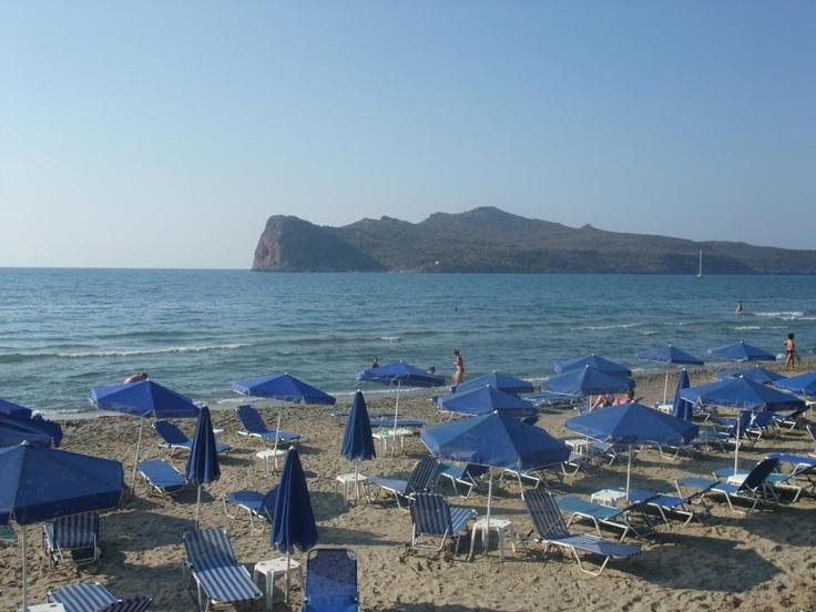 Crete-Agia Marina