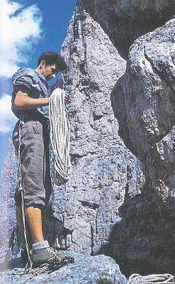 A5L: HISTORIA DE LA ESCALADA EN ROCA (1950-1960)