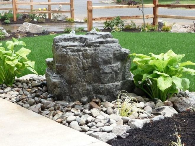 Vintage Klassisch Garten by Royal Green Landscaping Wird der Sommer hei hilft oft nur der Sprung in den Pool oder Schwimmteich F r visuelle Abk hlung bei