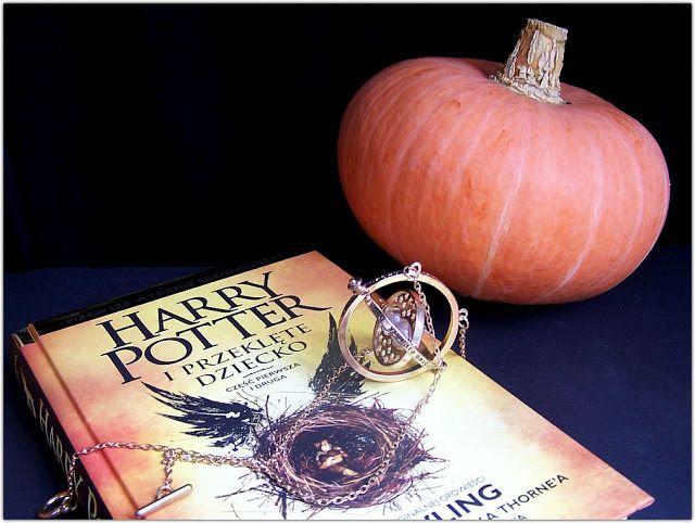 Setna strona - blog literacki: Harry Potter i przeklęte dziecko - J. K. Rowling