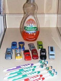 Kidspert: A Car Wash for the Kids