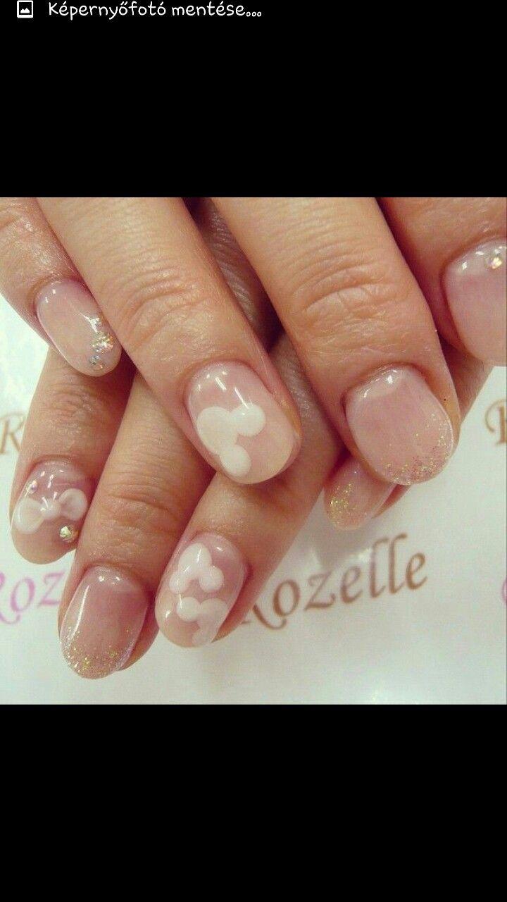 99 besten Nails Bilder auf Pinterest   Akzente nägel, Beleza und ...