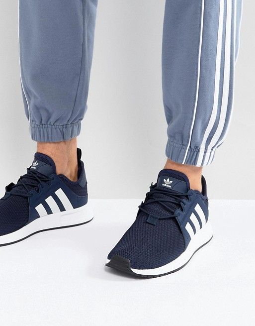 gara diversione cuscino  adidas Originals X PLR Trainers In Navy CQ2407 | ASOS | Blue adidas shoes,  Sneakers fashion, Sneakers fashion outfits