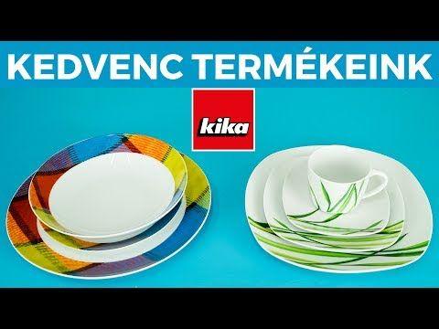 Kedvenc termékeink - Étkészletek | Kika Magyarország - YouTube