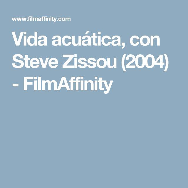 Vida acuática, con Steve Zissou (2004) - FilmAffinity