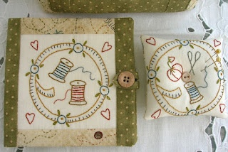 A Sampler of Stitches: Olympic stitching and other stuff