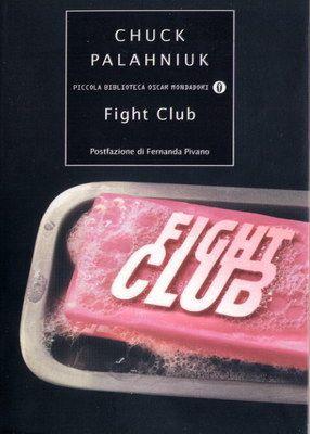 Chuck Palahniuk - Fight Club  http://theclash976.wordpress.com/