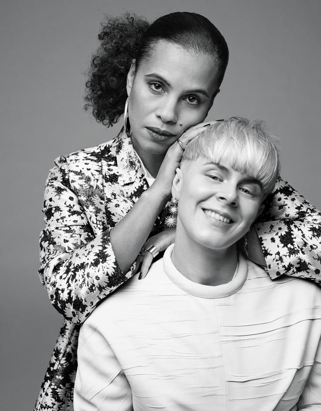 Neneh Cherry and Robyn! ❤️