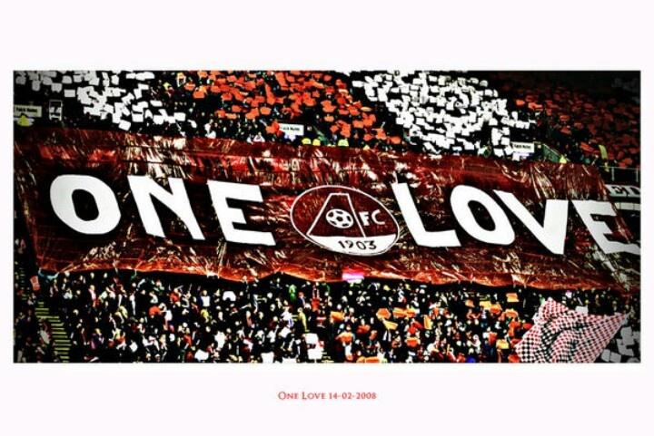 Aberdeen fc, COYR. One Love!