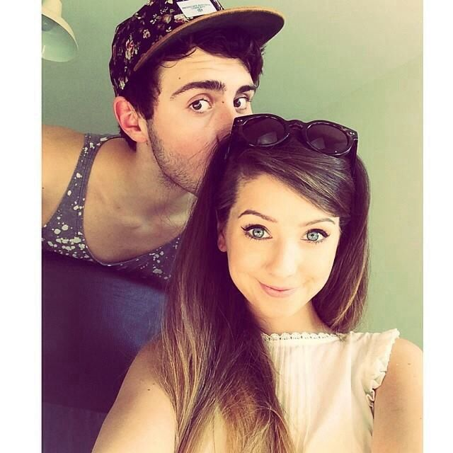 Alfie and Zoe