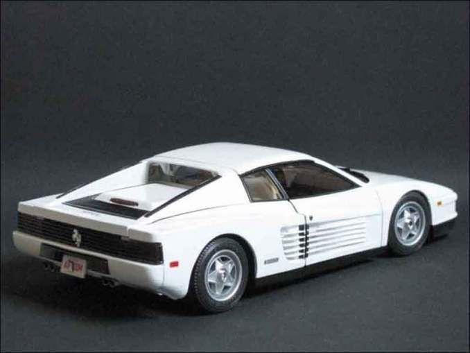43 Awesome Ferrari Testarossa White Carenthusias Ferrari Testarossa Ferrari Ferrari Car