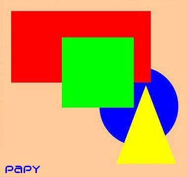 Ex 44. Les calques (2). Enregistrer en pfi ou jpg. Studio et 7