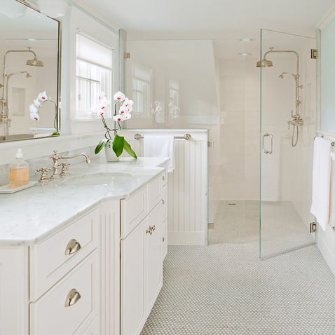 Walk In Shower Design Ideas, Pictures, Remodel, and Decor - page 6