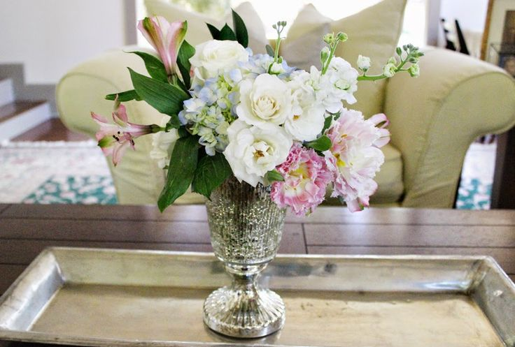 absolutely gorgeous flowers: FIG + COTTON