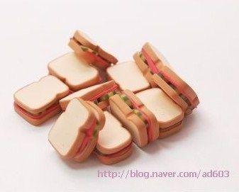 how to: sandwiches - Fimo, Cernit et accessoires : http://www.creactivites.com/236-pate-polymere