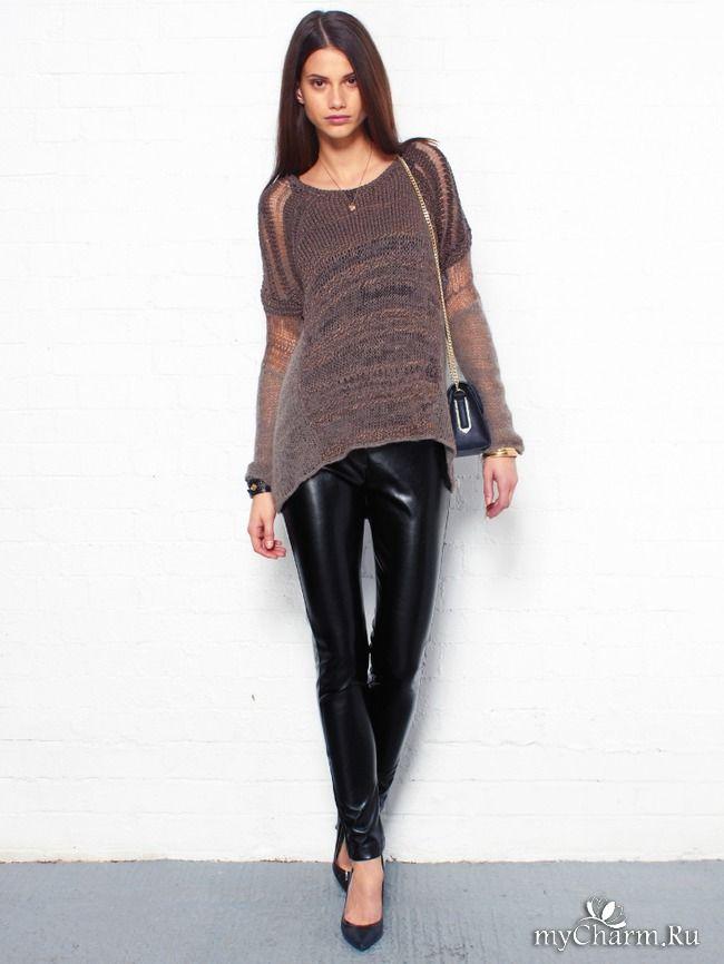 Леггинсы: как носить в любое время года?: Группа Мода и стиль