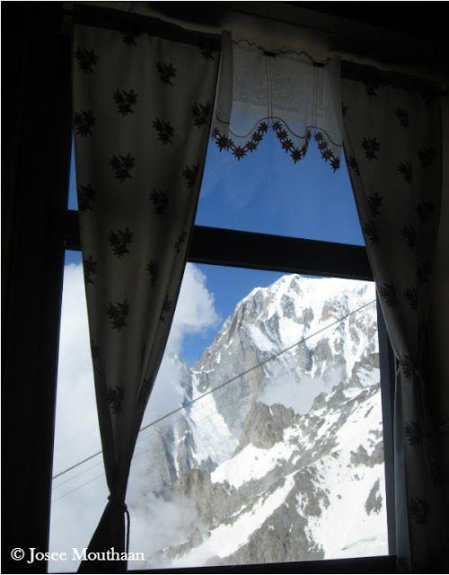 'Mont Blanc' - Rifugio Torino
