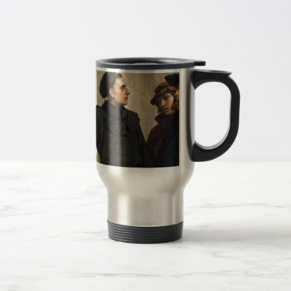 #Martin Luther 95 Thesis Travel Mug - #travel #accessories