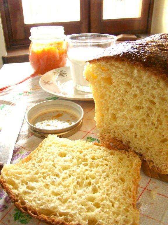 panbrioche senza impasto con lievito madre – Viaggiare come mangiare