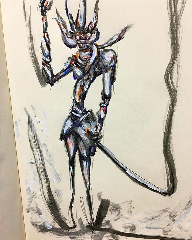 adaichiz今日の一枚【マフラー】  #マフラー #絵 #芸術 #アート #アートワーク #イラスト #らくがき #スケッチ #モレスキン #アーティスト #絵師 #妄想 #大智 #art #artwork #illustration #artistic #artist #drawing #sketch #painting #creative #moleskine2017/09/18 21:56:09