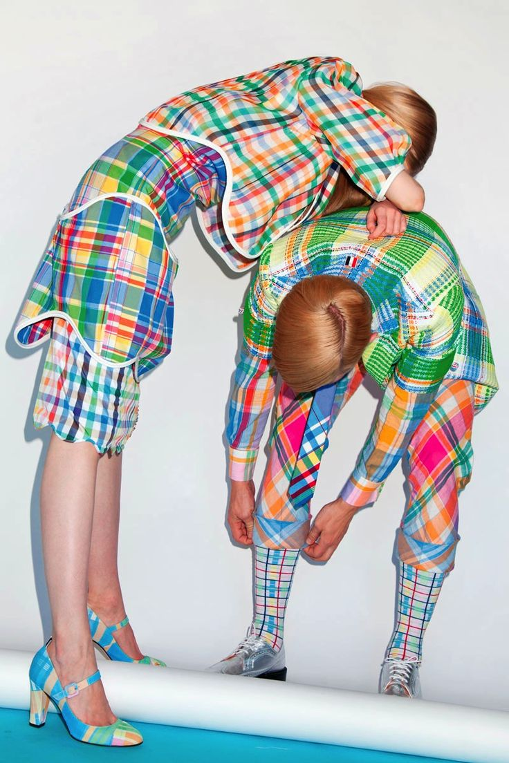 Thom Browne for Metal Magazine Spring/Summer 2013