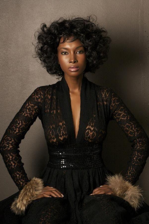 domination female black The rose