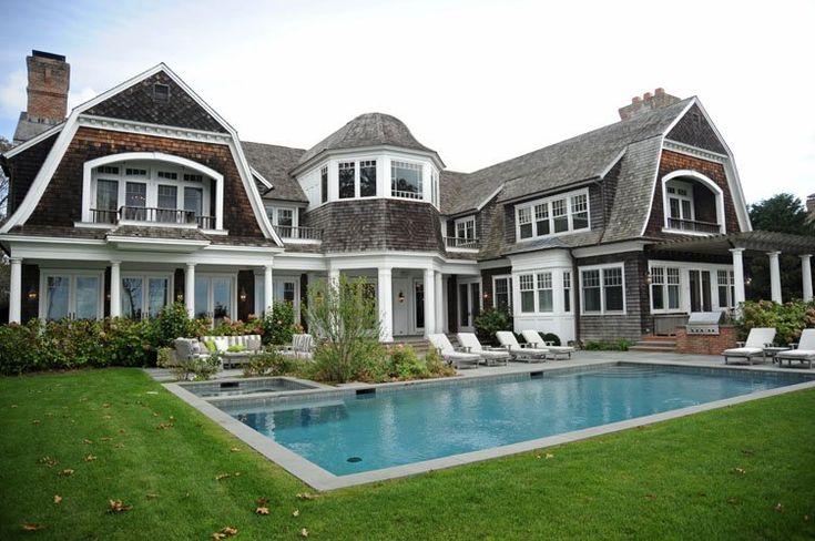 the hampton's   love Hamptons style homes! This home has